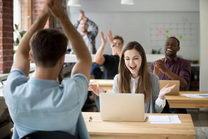 Gamificação nas empresas: estímulo ao protagonismo dos participantes.