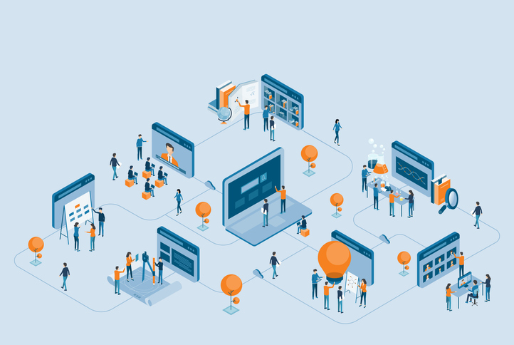 treinamento ead nas empresas: novas soluções em um mundo conectado.